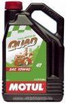 MOTUL Quad 4T 10W-40 4 Liter (MOTUL ATV-UTV  MINERAL 4T )