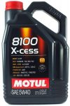 MOTUL 8100 Xcess 5W40 4 liter