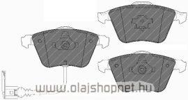Vw Passat Első Fékbetét 2005- FERODO 17 colos kerék (1,6fsi, 1,9tdi, 2,0fsi, 2,0tdi)