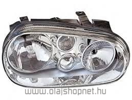 Vw Golf 4 Első fényszóró FSZ H1/H7 beép.H3 ködfénnyel jobb el.álllítható