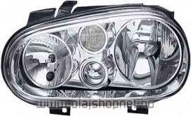 Vw Golf 4 Első fényszóró FSZ H1/H7 beép.H3 ködfénnyel bal el.álllítható