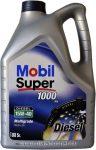 MOBIL SUPER 1000 X1 DIESEL 15W-40 5L