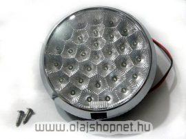 Beltéri kabin lámpa,31 fehér LED, kör alakú