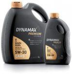 Dynamax 5w30 Motorolaj