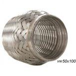 Kipufogó flexibilis cső 3 rétegű