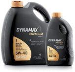 Dynamax 5w40 Motorolaj