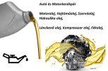 Kenőanyag Motorolaj, minden ami olaj