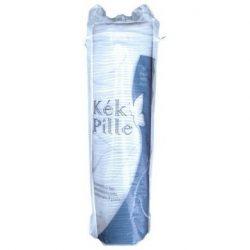 Kék pille vattakorong  80db/csomag