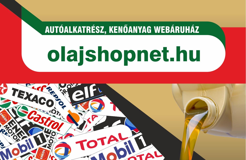 Autóalkatrész kenőanyag motorolaj webáruház