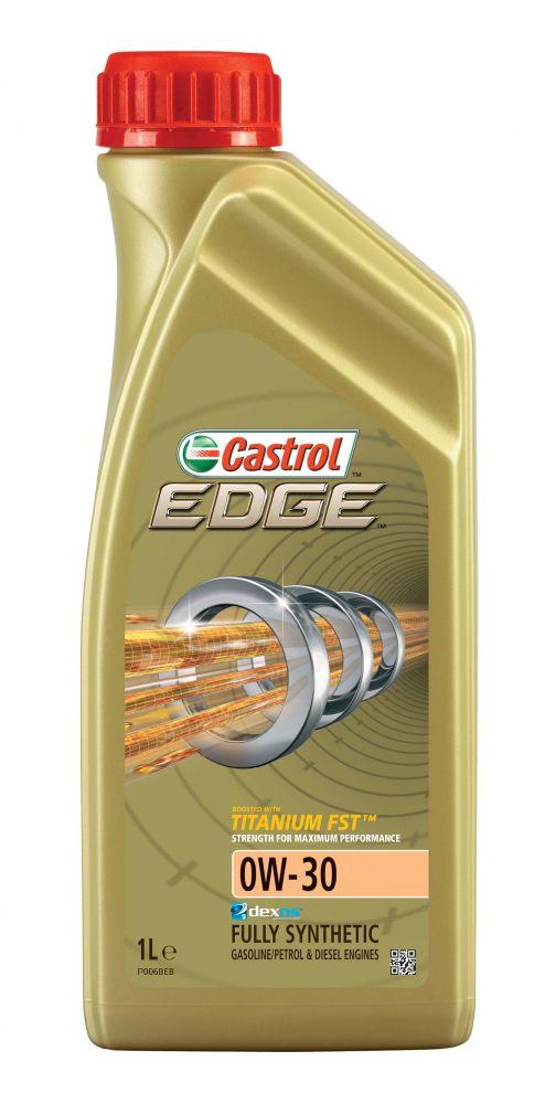 CASTROL EDGE TITANIUM 0W30 1 Liter